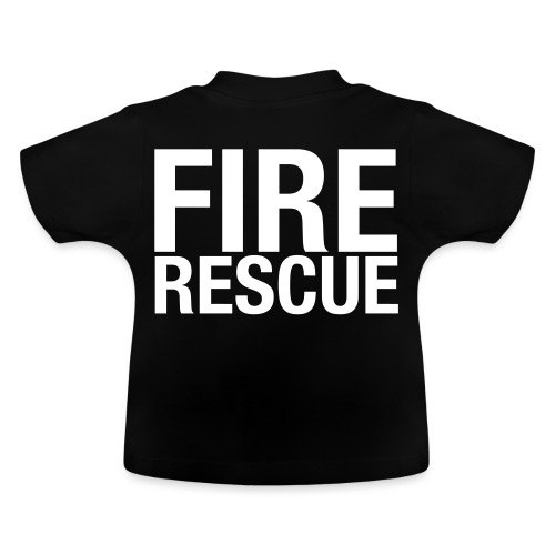 Fire and Rescue - Baby T-Shirt