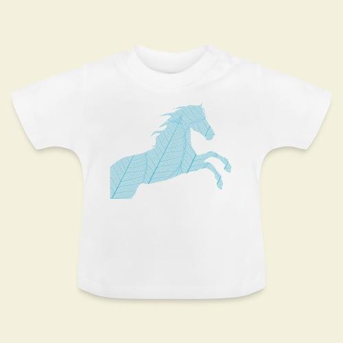 Cheval feuille - T-shirt Bébé