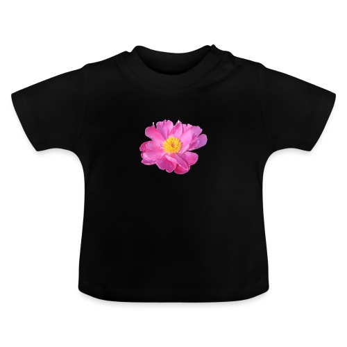 TIAN GREEN - PfingstRose - Baby T-Shirt