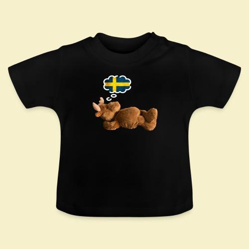 Traum von Schweden - Baby T-Shirt