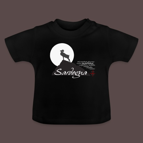 Mufflon Sardinia - Maglietta per neonato