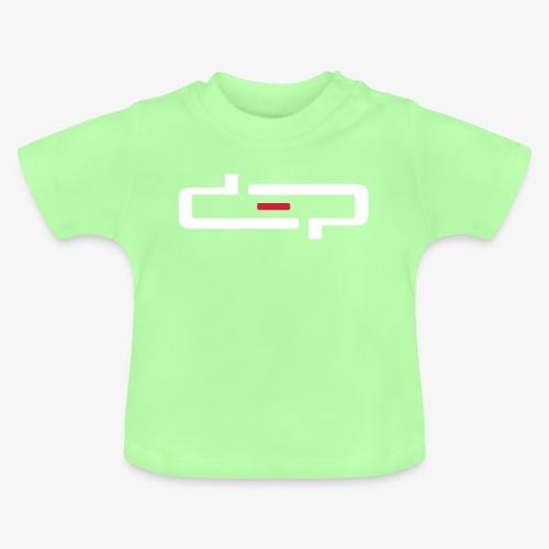 deplogo1neg red - Baby-T-skjorte