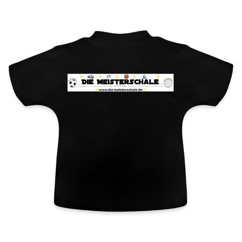 Die Meisterschale Logo Banner Werbung jpg - Baby T-Shirt