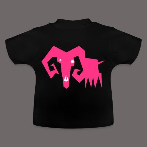 grosse ziege - Baby T-Shirt