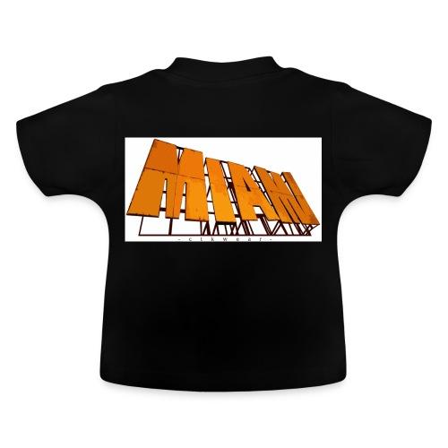 miami ctk - T-shirt Bébé