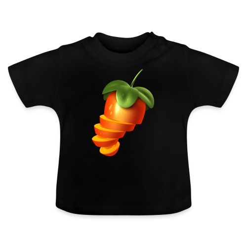 Sliced Sweaty Fruit - Baby T-Shirt