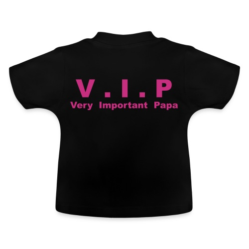 Very Important Papa - V.I.P - v1 - T-shirt Bébé