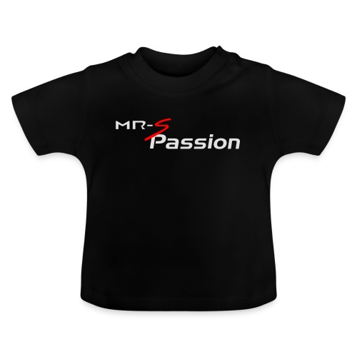 mrs passion - T-shirt Bébé