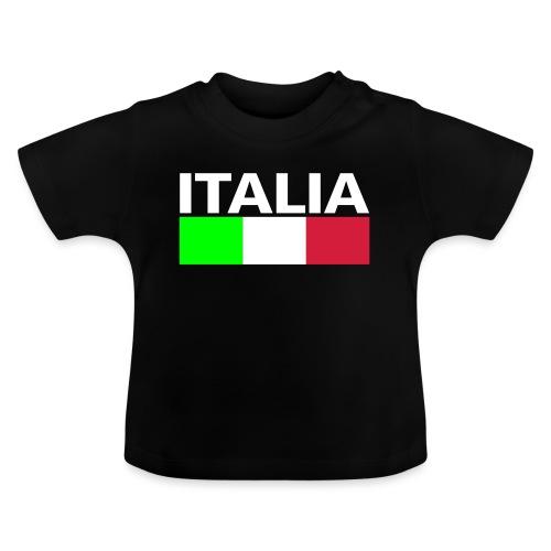 Italia Italy flag - Baby T-Shirt