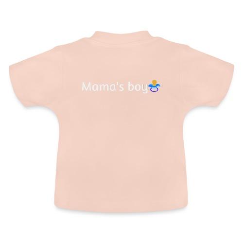 Mama's boy - Baby T-Shirt