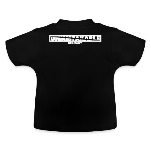 UNMISTAKABLE - GERMANY - Baby T-Shirt