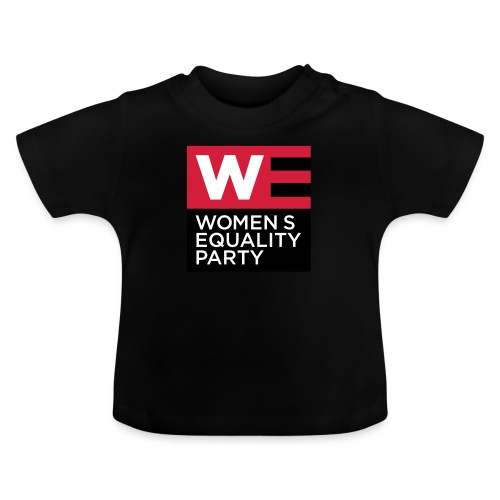 WE_LOGO_RED_CMYK - Baby T-Shirt