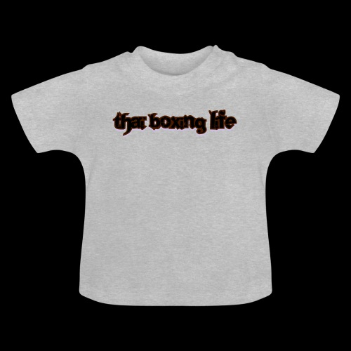 MTS92 THAI BOXING LIFE - T-shirt Bébé