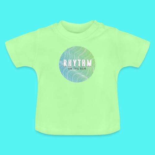 Rhythm On The Run Logo - Baby T-Shirt