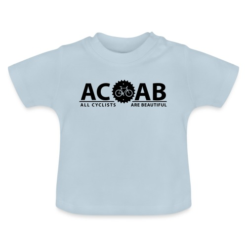 ACAB All Cyclists Are Beautiful T-Shirts - Baby T-Shirt