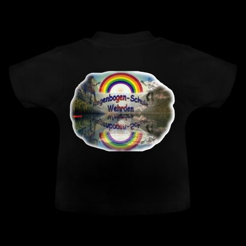 Regenbogen Schule - Baby T-Shirt