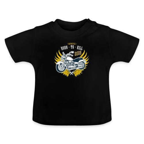 Motorcycle4 - Camiseta bebé