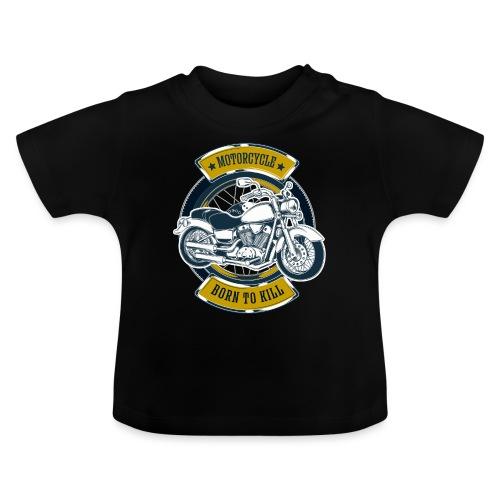 Motorcycle5 - Camiseta bebé