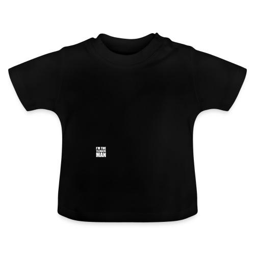 2017 Not a skiman - T-shirt Bébé