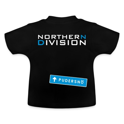 pudersn_2vari - Vauvan t-paita