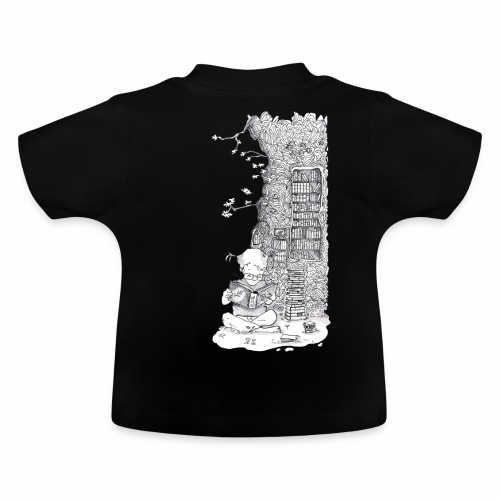 how to save the last tree - Camiseta bebé