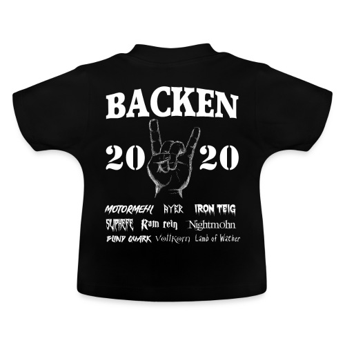 Backen 2020 | Lustiges Backen mit den größten - Baby T-Shirt