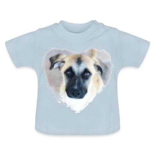 Ciqala - Ein Herz für Streuner - Baby T-Shirt