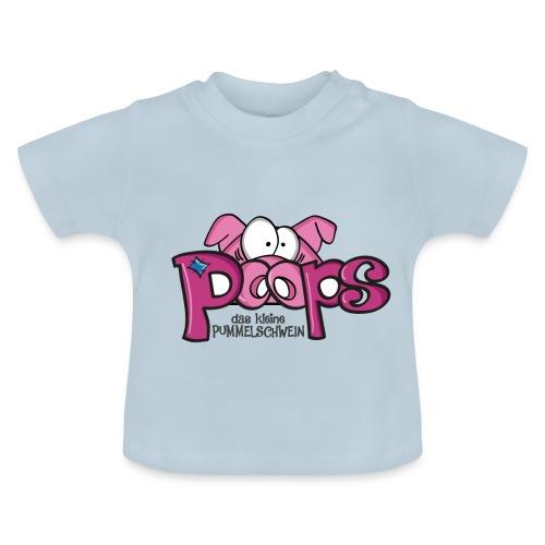Pummelschwein Poops - Baby T-Shirt