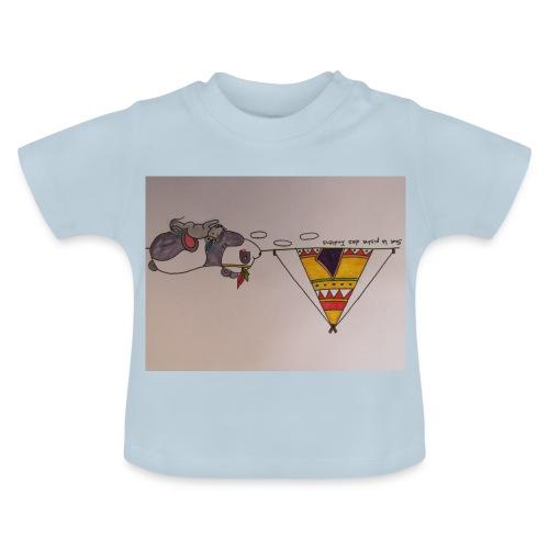 Animaux rigolos pour des accessoires bébé bio - T-shirt Bébé