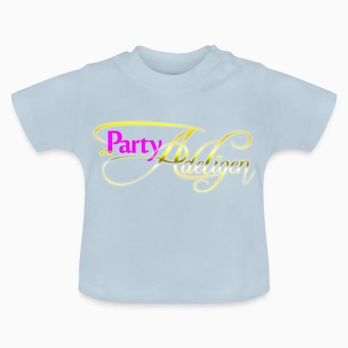 Die PartyAdeligen - Baby T-Shirt