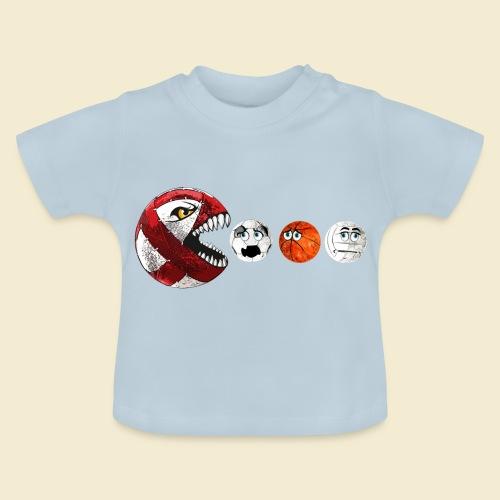 Radball | Cycle Ball RedMan - Baby T-Shirt