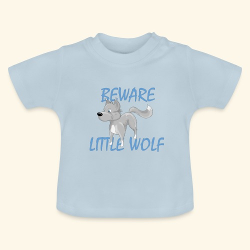 Petit loup - T-shirt Bébé