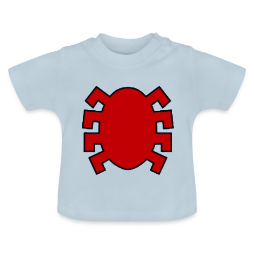 spiderman back - Baby T-Shirt