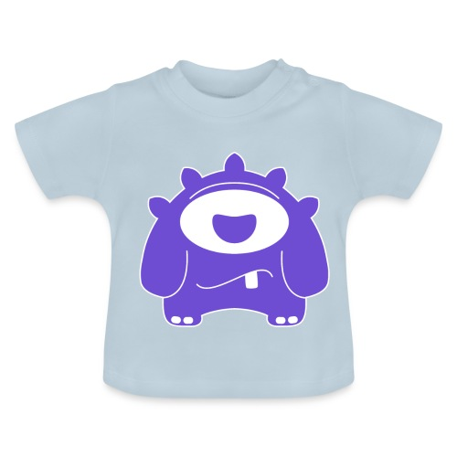 Main character design from the smashET game - Baby T-Shirt