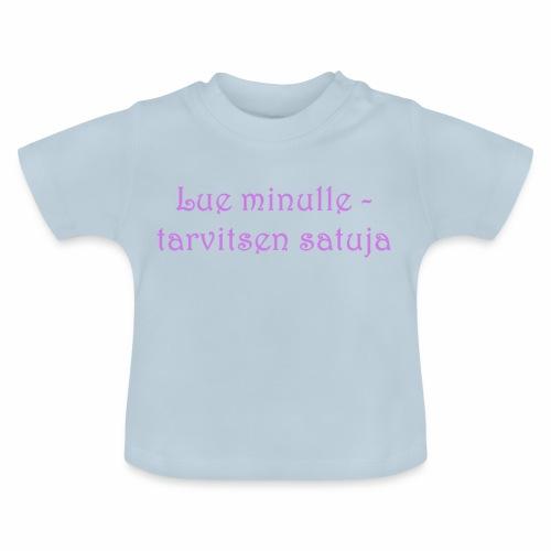 Lue minulle - Vauvan t-paita