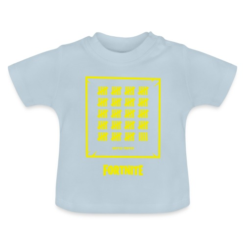 Fortnite Battle Tested - Baby T-Shirt