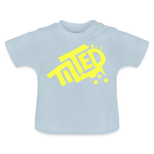 Fortnite Tilted (Yellow Logo) - Baby T-Shirt