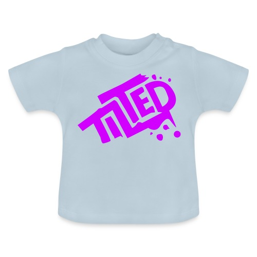 Fortnite Tilted (Pink Logo) - Baby T-Shirt