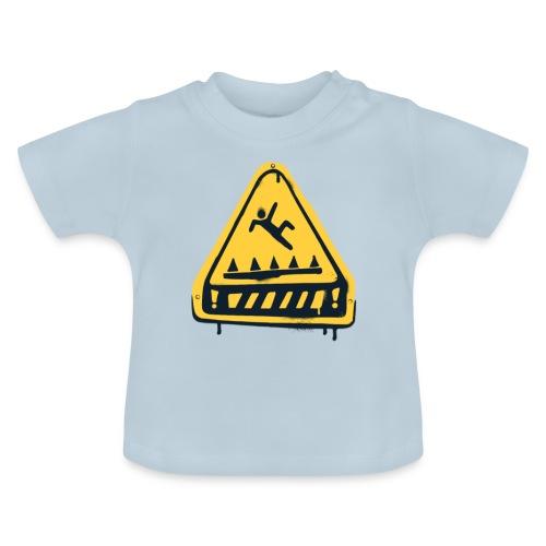 Fortnite Trap Warning - Baby T-Shirt