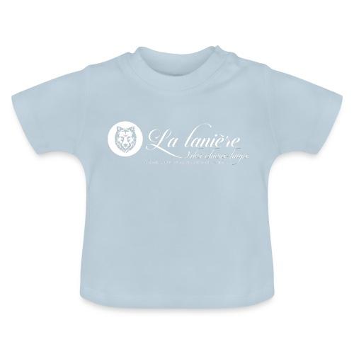 La Tanière des Chiens-Loups (logo plus grand) - T-shirt Bébé