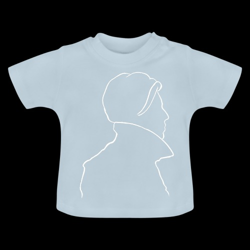 David Bowie Low (white) - Baby T-Shirt
