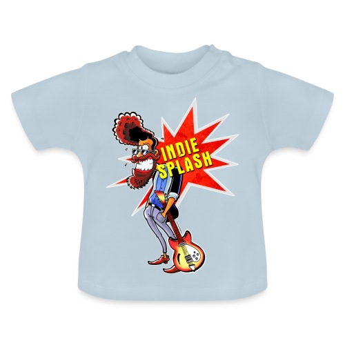 Indie Splash - Baby T-Shirt