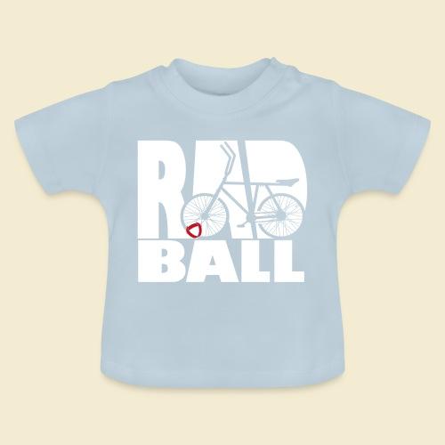 Radball | Typo - Baby T-Shirt