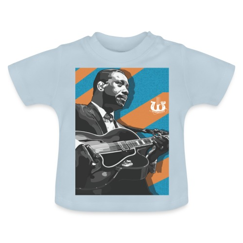 Wes - Camiseta bebé
