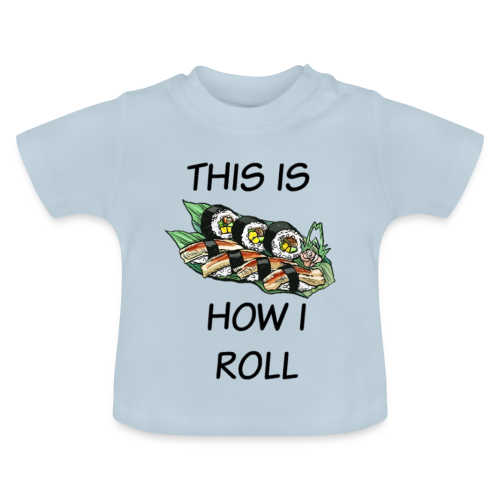 Sushi Roll - Baby T-Shirt