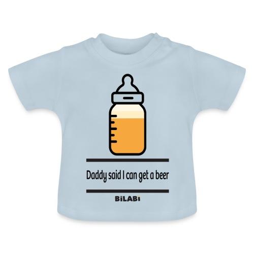 Bilabì Beer Biberon - Maglietta per neonato