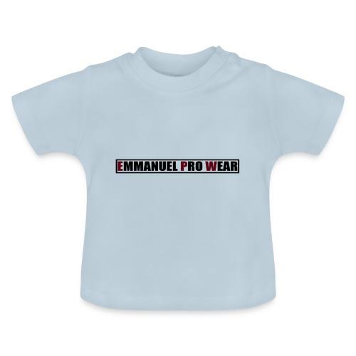 Emmanuel pro wear - Baby T-Shirt