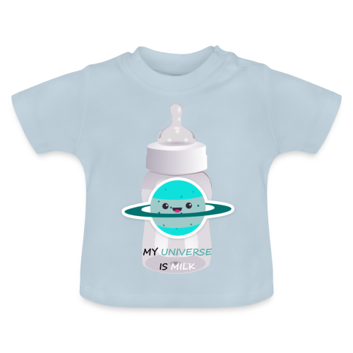 MILCH UNIVERSUM - Baby T-Shirt