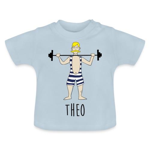 Gewichtheber - Baby T-Shirt