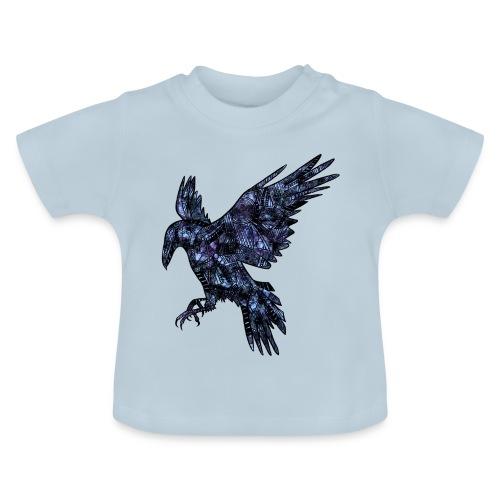 Ravn - Baby-T-skjorte